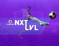 Vodacom NXT LVL - Soccer Platform