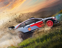 Hyundai WRC México