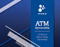ATM Sponsorship - Conference Collateral