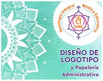 Diseño de logotipo - SIME