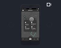 Fuel Consuption App Concept