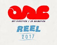 Motion Reel | 2017