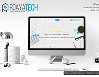 website for Roayatech company