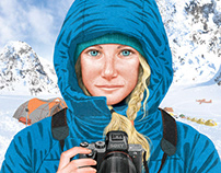 Savannah Cummins - Climbing Magazine