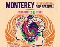 Monterey International Pop Festival Identity