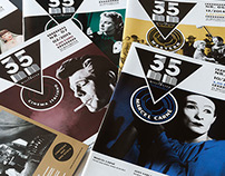 ›35 Millimeter‹ Film Magazine | Art Direction/Design