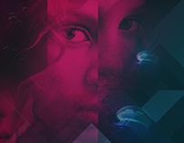Inmersión - raven - Arte digital 2017