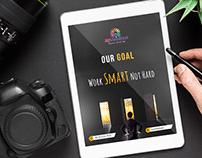 Our Goal - MJSteadfast - Social Media Post