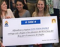 Jingles Los Fernández - Proyecto educativo