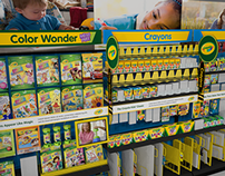 Crayola Category Development, Walmart