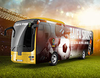 Taifa Stars | Team Bus