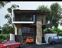 De Jose Project (2-Storey Residential Building)