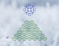 Orthodox Christmas ecard