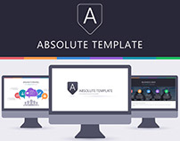 Absolute Template - Powerpoint Presentation