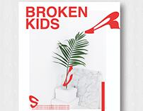 Broken Kids Poster