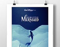 The little Mermaid - Paper Cuts and Illumination