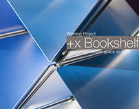 +x Bookshelf