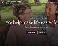 Web and Logo Design | CBI Home Care