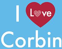 I Heart Corbin Week Poster