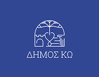 Municipality of Kos Official New Logo