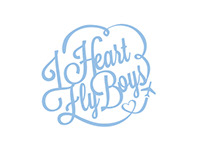 I Heart Fly Boys - Brand Identity