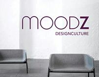Moodz - rebranding