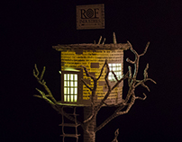 Commission Work - TreeHouse Paper Art