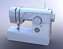 CAD Sewing Machine