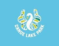 Canoe Lake Park signage