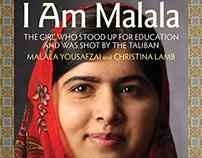 """I Am Malala"" Poster"