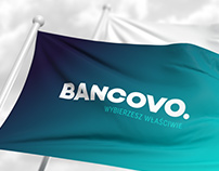 BANCOVO. branding