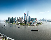 Shanghai Cityscapes
