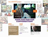 The Conversation Project Brand Messaging & Website