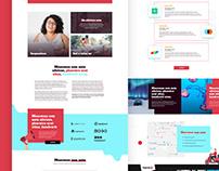 Lipsum 3 - Free Web PSD Template