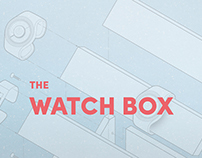 The Watch Box - ZIIIRO Shop Display