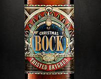 Christmas Bock for Thisted Brewery
