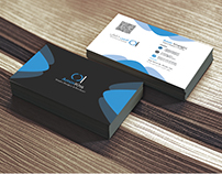 Minimal Business Card Visit