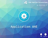 Application ANE