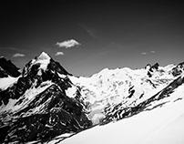 Corvatsch - Bernina Mountains