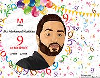 M.Wahdan_9 on the world_Adobe