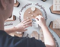 Interactive Mural
