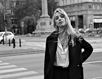 Magda and the city