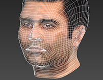 Face Modeling in 3ds Max