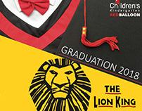 Graduation program and tickets