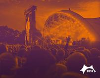 Roskilde Music Festival 2018 - Native App