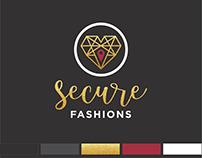 Secure Fashions Brand Identity