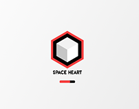 Space Heart // UX/UI