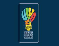 Ulwazi Career Expo Logo Design