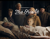 "Sennheiser Film ""The Oracle""."