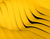 Wavy Surface 4k